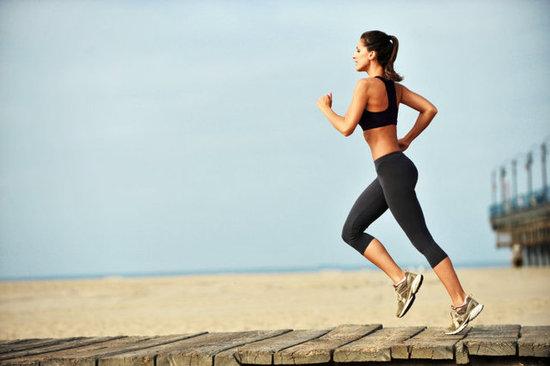 Running-the-pier